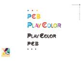 品牌LOGO(純英文單字)歡快來玩色彩吧