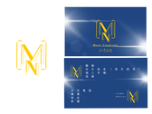 沐恩整合行銷Logo及名片設計
