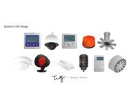 icon 向量插畫-朝廷的廷TINGDesignStudio