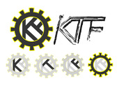 KTF單速車車隊 LOGO設計