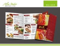 DM、菜單、型錄設計-Ailsa Studio 光衍工作室
