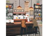 咖啡廳風格