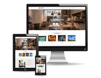 形象網站製作(RWD)網站架設-互聯科技工作室