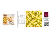 起司卡滋棒產品貼紙