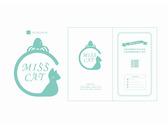 MissCat Logo/名片設計提案2