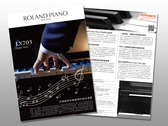 Roland 數位鋼琴A4 DM