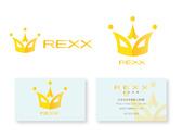 REXX 童裝品牌LOGO