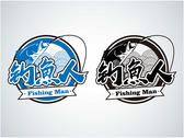釣魚人logo