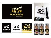 旺兒Blackdog logo