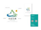 悠遊洄瀾 logo design