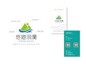 悠遊洄瀾 logo design(調整)