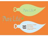 pure life logo設計
