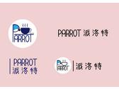 派洛特咖啡logo