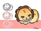 台南劍獅插圖