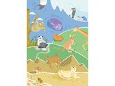 動物明信片