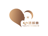心誘娛樂logo設計