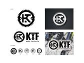 KTF 單速車車隊 LOGO 設計
