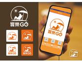 饗樂GO APP Logo與APP主視覺