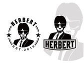 HERBERT 個人品牌LOGO設計-2