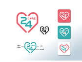 Care724 形象  設計
