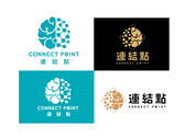 連結點 商標設計-1