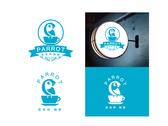 PARROT 派洛特 咖啡 LOGO設計
