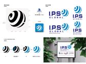 I.P.S. GLOBAL 公司LOGO
