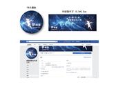 夢精靈臉書粉絲專頁視覺設計