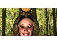 人物3d動畫, 含定裝造型-冠筑藝術廣告