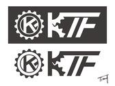 KTF-logo design