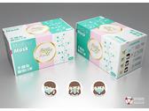 口罩盒包裝設計_計玩社
