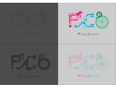 【玩色單車】LOGO設計