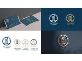 建設公司中文logo&名片設計