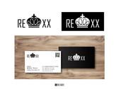 REXX童裝品牌LOGO/名片設計