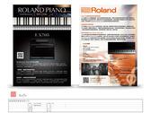 ROLAND-LX705 POSTER