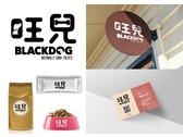 外國寵物零食LOGO設計