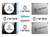 roroca-LOGO設計-2款配色