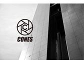 CONES商業影像LOGO設計