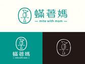 蟎著媽-Logo