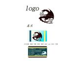 logo 名片