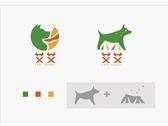 寵物零食品牌LOGO設計
