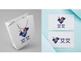 外國寵物零食品牌logo設計