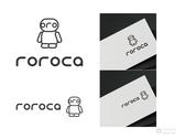 roroca_logo設計