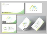 悠瀾網創logo、名片、信封設計