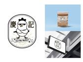 台中捷運水安宮站販賣店-慶記Logo