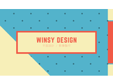 Winsy Design  / 森森