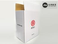 瓦楞紙箱(白)-安利紙業余先生