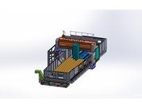 CNC龍門铣床-威利工作室