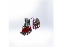滅火器乾粉回收篩選秤重充填自動化設備-嘉陽機械有限公司