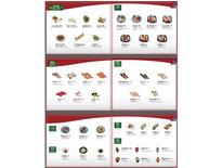 日式料理店DM內頁-FanMo